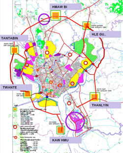 Yangon Development Plan 2014-2040
