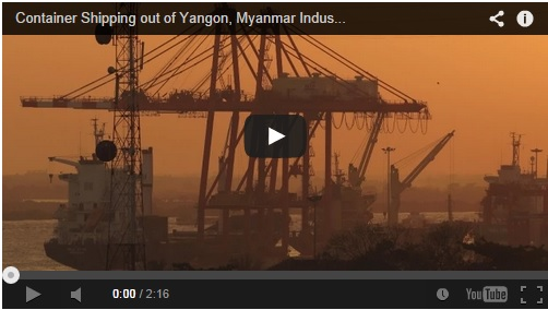 Myanmar Industrial Port Terminal 1_Yangon Myanmar_Youtube Link image