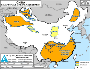 China Shale Gas Resources