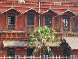 Yangon Colonial Building Refurbishment Image David DuByne 2014