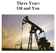 Three Years Oil and You E-Book David DuByne 2007