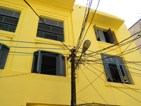 09th Street Residential Building Yangon _Myanmar Image David DuByne 2014