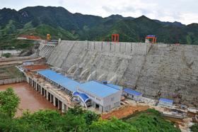 Son La Hydropower plant Myanmar