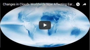 Changes in Clouds Worldwide Now Affecting Earth's Temperatures  Mini Ice Age 2015-2035