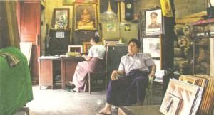 Exploring Yangon 14th Street