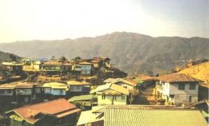 Motorbike journey through the Chin Mountains  Myanmar Travel