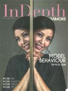 Tin Moe Lwin Mother of Models Myanmar Interview