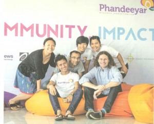 Phandeeyar Innovation Tech Hub Yangon Myanmar