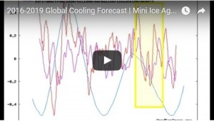global cooling forecast 2016_2019