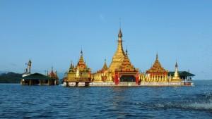 indawgyi lake kachin state myanmar