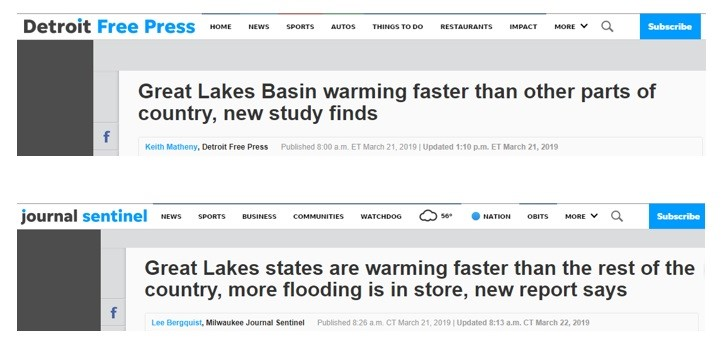 Corporate Media Confused: More Ice, Less Ice, More Rain ...
